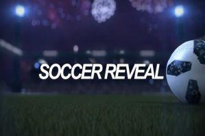 足球飞过标题文字logo展示premiere片头模板