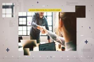 企业发展历程回顾时间轴PR模板