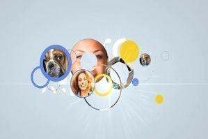 智能图片照片演绎logo展示AE模板