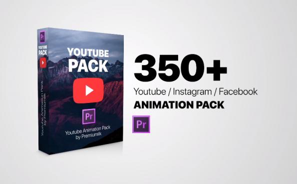 350种社交媒体工具包模板